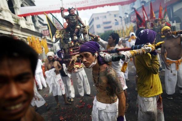 Phuket : Un festival Piquant 3