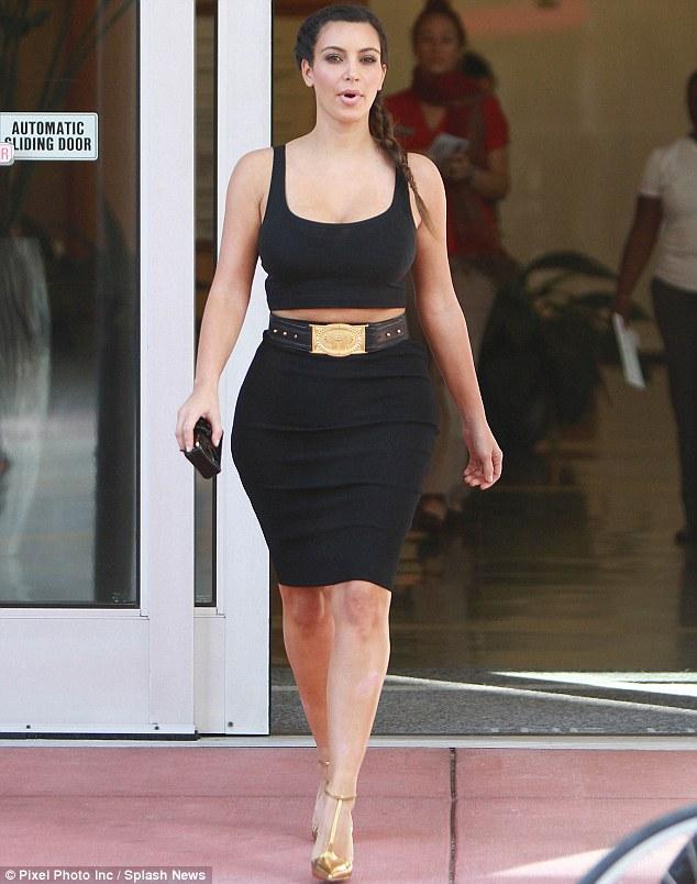Kim kardashian a pris du poid , galla de charité new york