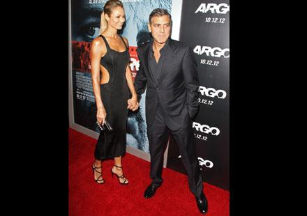 George Clooney : Le mariage? C'est fini 4