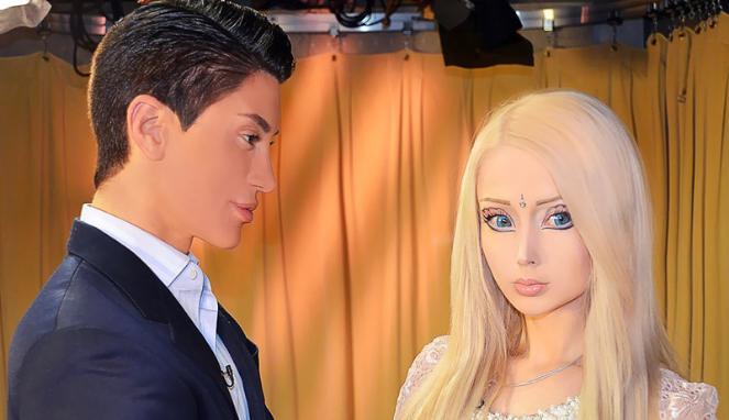 Barbie Humaine Et Ken c'est la guerre entre barbie et ken ! – potins