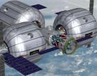 Un ballon pour l'espace