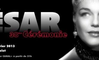 Les nominations des Césars 2013