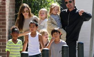 Angelina Jolie et Brad Pitt vont-ils agrandir leur famille?