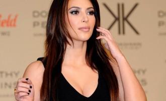 Kim Kardashian:Un bébé pour 22 millions?