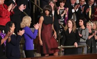 Michelle Obama crée la polémique!