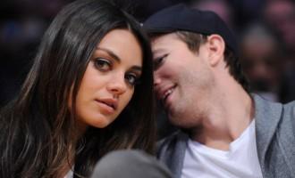 Mila Kunis et Ashton Kutcher:Un nouveau pas dans leur relation
