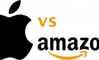 La vidéo du jour #09/02/13:Amazon se moque d'Apple!