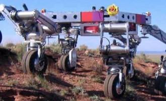 Après Mars, un véhicule pour la Lune