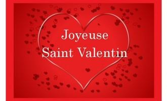 Saint Valentin:Il va lui falloir un moment pour digérer la nouvelle!