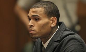 Chris Brown au tribunal avec Riri