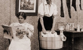 Les hommes doivent-ils choisir entre le sexe ou le ménage?