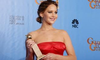Jennifer Lawrence:La célébrité avant la santé!