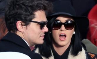 Katy Perry serait-elle la bonne pour John Mayer?