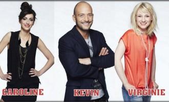 Secret Story 6:Kevin et Caroline disent adieu à Virginie!