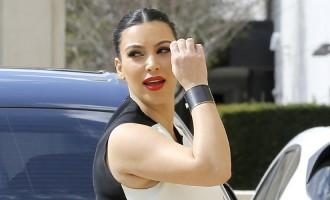Dans la famille Kardashian je voudrais .. la fille!