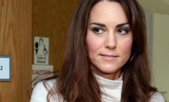 Kate Middleton:Encore des photos qui font scandale!