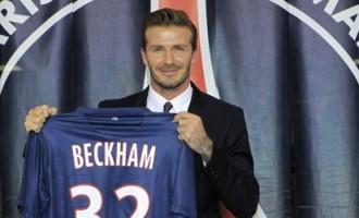 Joue-la comme Beckham pour 110€