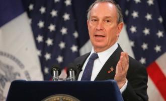Le maire de New-York aime la marijuana mais pas les gobelets en plastique!