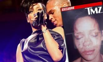 Rihanna et Chris Brown version télé