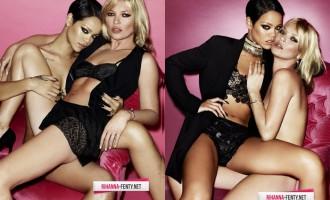 La Vidéo du Jour #23/02/13:Kate Moss & Rihanna sexy!