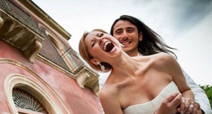 Lara Fabian mariée:Elle a dit oui et nage dans le bonheur
