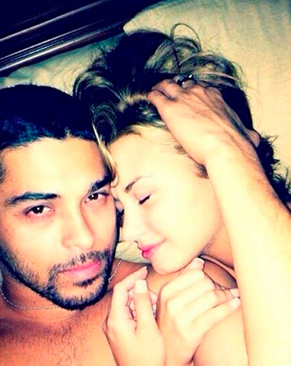 Demi Lovato : Des photos intimes circulent sur le net !