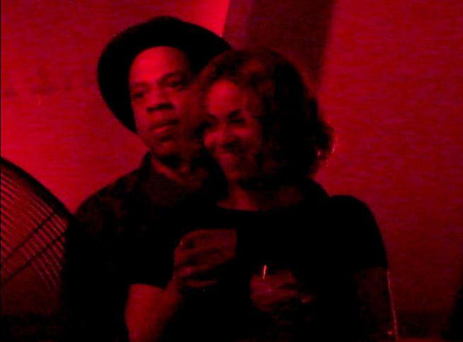 Beyoncé et Jay-Z au Made in America Festival