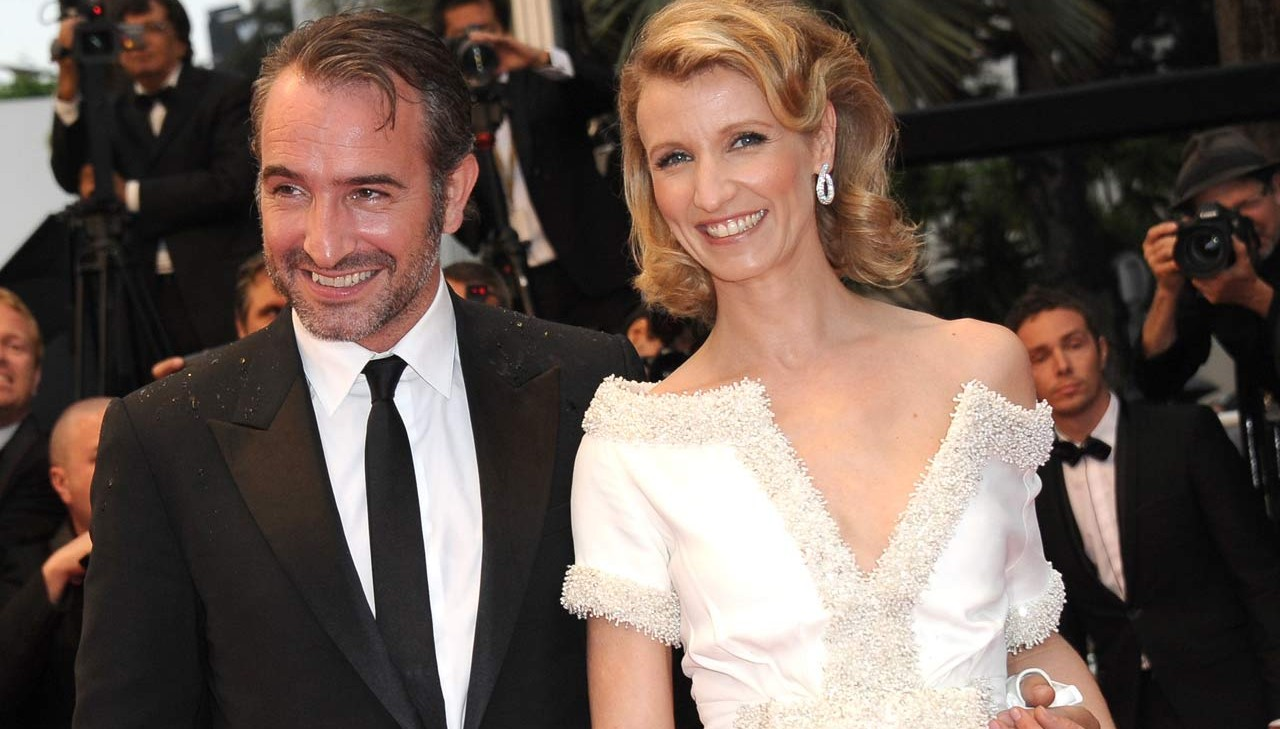 alexandra lamy et jean dujardin elle ne veut plus divorcer. Black Bedroom Furniture Sets. Home Design Ideas