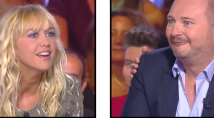 """Vidéo : #Cauet traite #Enora Malagré de """"connasse blonde"""" ?"""