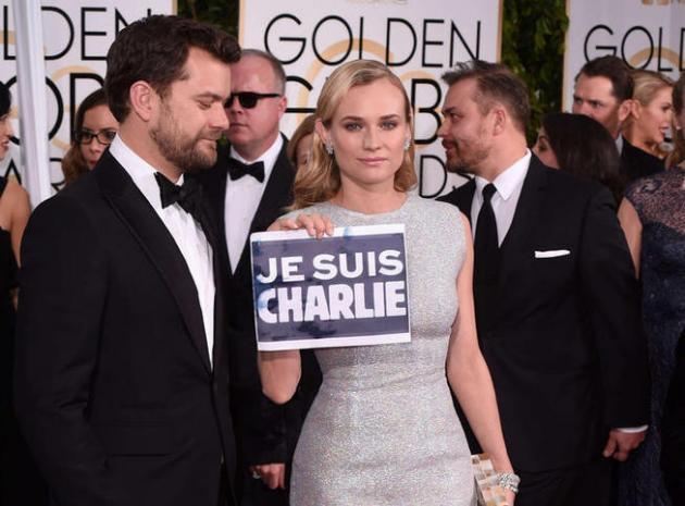 Golden Globes : Hollywood est Charlie