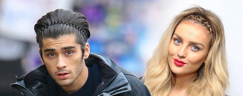 One Direction - Perrie Edwards : La fiancée de Zayn Malik affiche un large sourire après l'annonce du chanteur