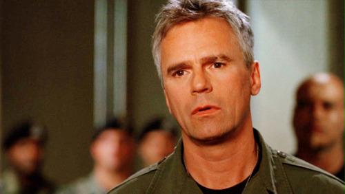 Richard Dean Anderson dans Stargate SG1
