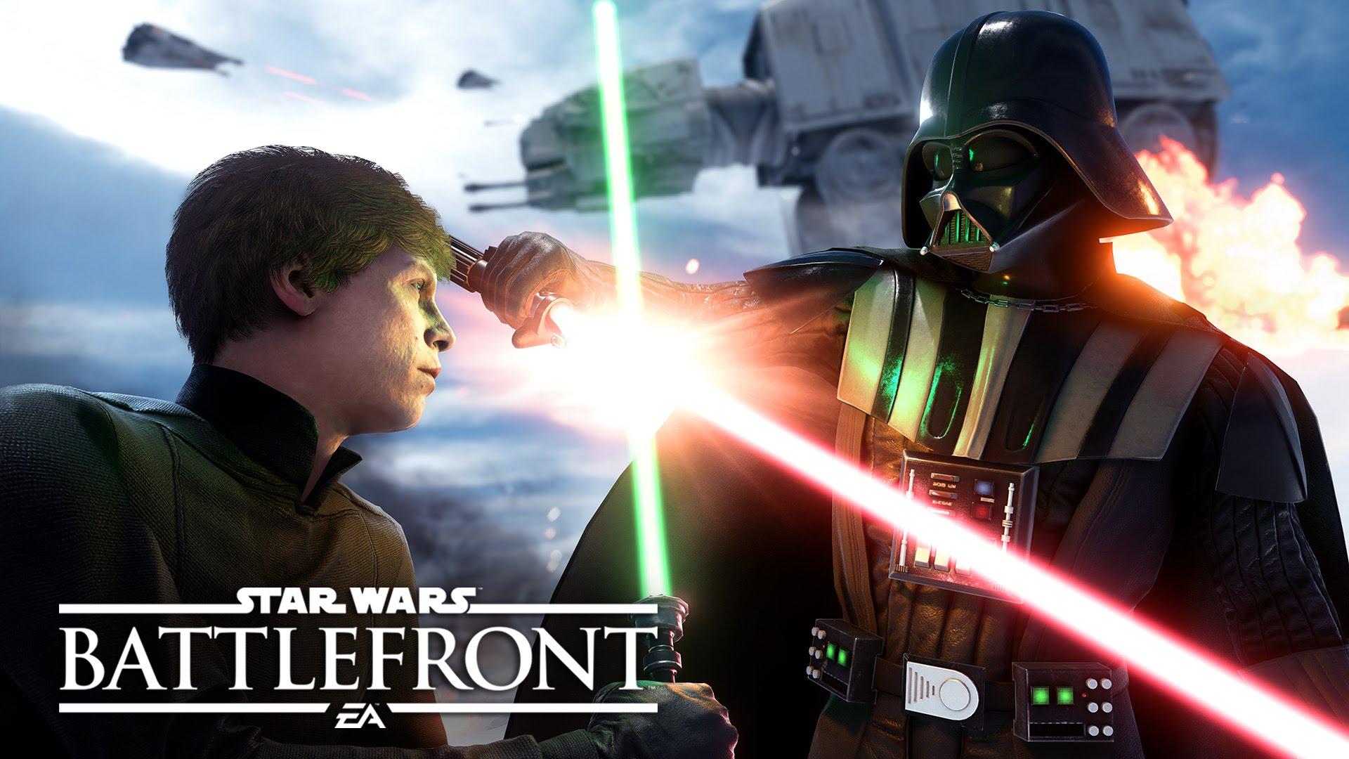 Star wars battlefront : E2 2015