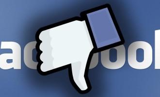 À la place d'un bouton «J'aime pas», Facebook lance six nouvelles réactions!