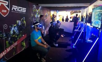 Paris Games Week:Sony et la réalité virtuelle, nouveau champ de bataille à la #PGW