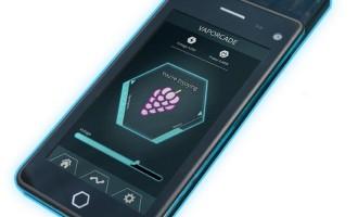 Jupiter:Le smartphone qui va vous enfumer