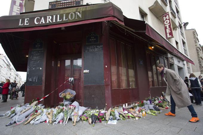 #Paris Le bel hommage d'Eric et Ramzy aux victimes du Carillon (VIDEO)