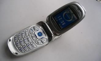 Samsung revient avec un téléphone à clapet!