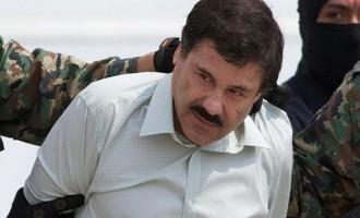 La vidéo de l'arrestation d'El Chapo