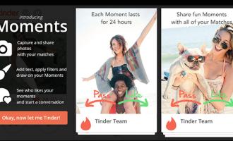 Tinder:L'application qui augmente le nombre d'agressions