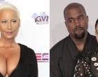 Amber Rose:Elle s'embrouille avec Kanye West mais pose avec Kim Kardashian