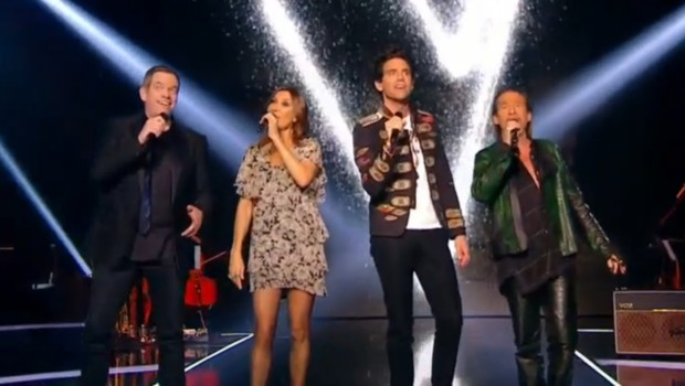 robe zazie the voice 2016 ce soir tv