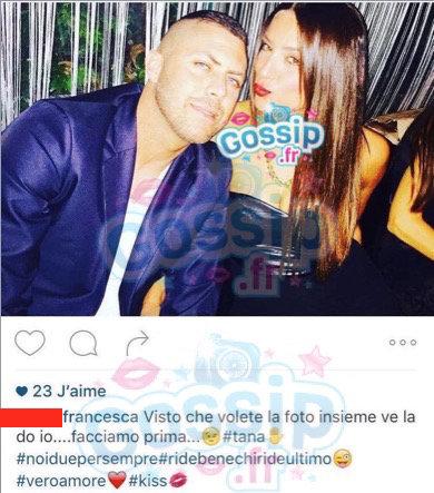 Jeremy Menez : Première photo officielle avec sa nouvelle girlfriend