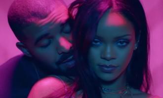 Rihanna retrouve Drake dans le clip très chaud de «Work»!