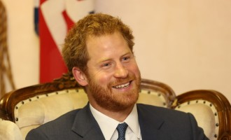 Le prince Harry bientôt nu pour la bonne cause?