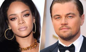 Rihanna et Leonardo DiCaprio:Ensemble au festival Coachella!