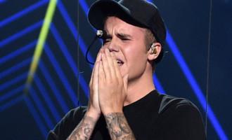 Justin Bieber:Combien de personnes détestent le chanteur?