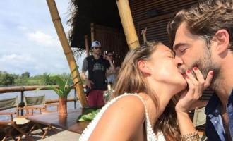 #Bachelor:Marco déclare son amour à Linda via un adorable message sur Instagram