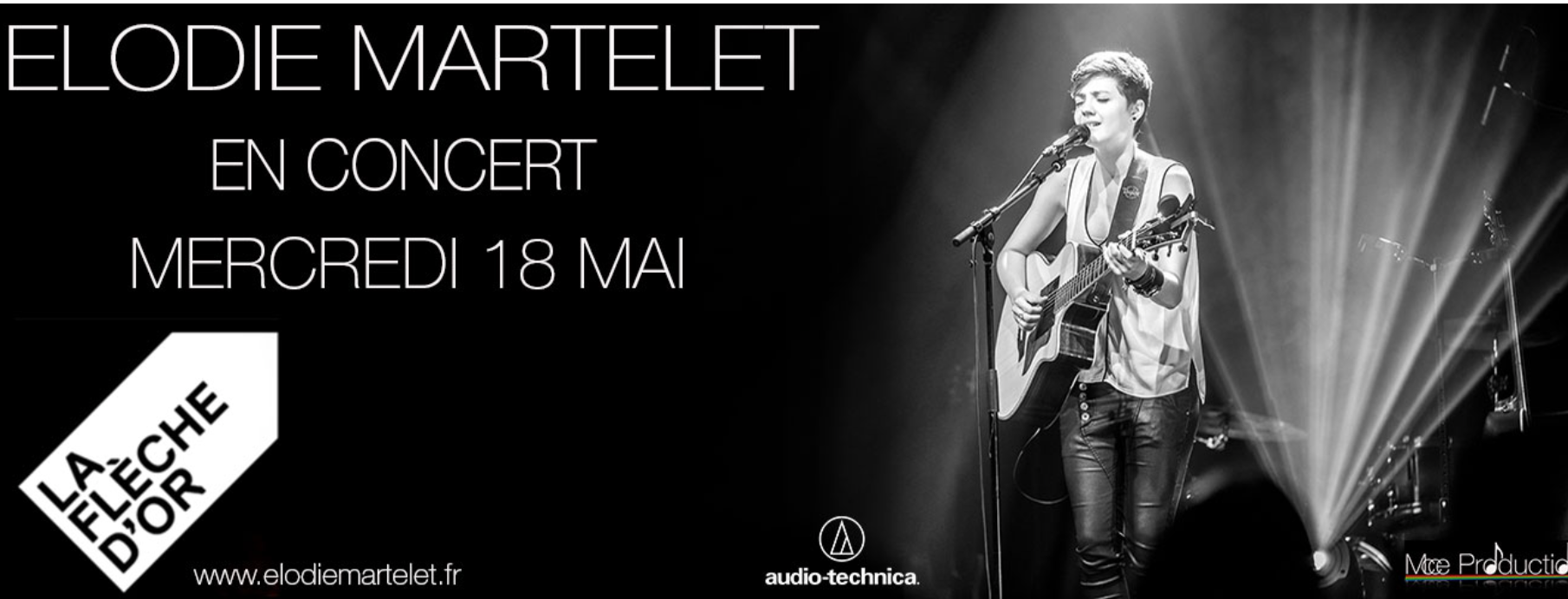INTERVIEW Elodie Martelet : The Voice, son premier album, ses projets… La chanteuse se confie