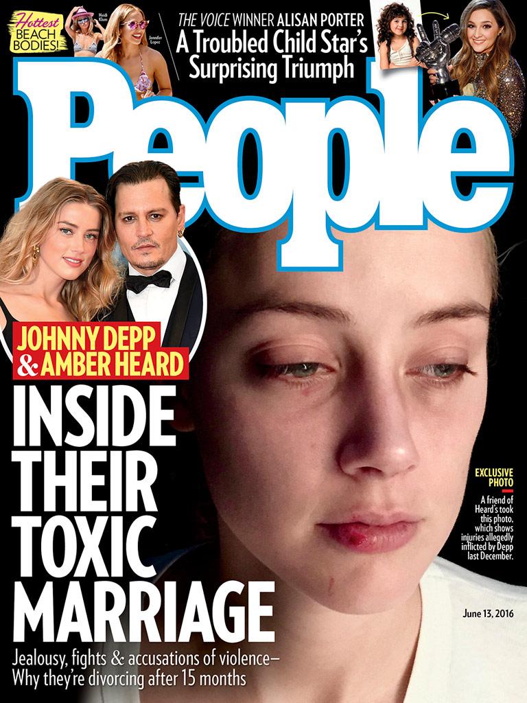 Johnny Depp violent ? Amber Heard dévoile de nouvelles preuves accablantes